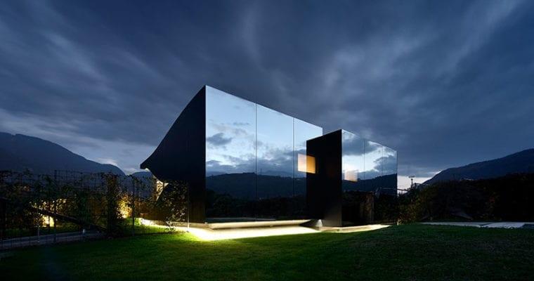 Mirror Houses, Bolzano, Italy