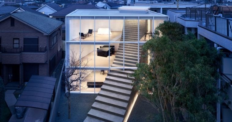 Stairway House