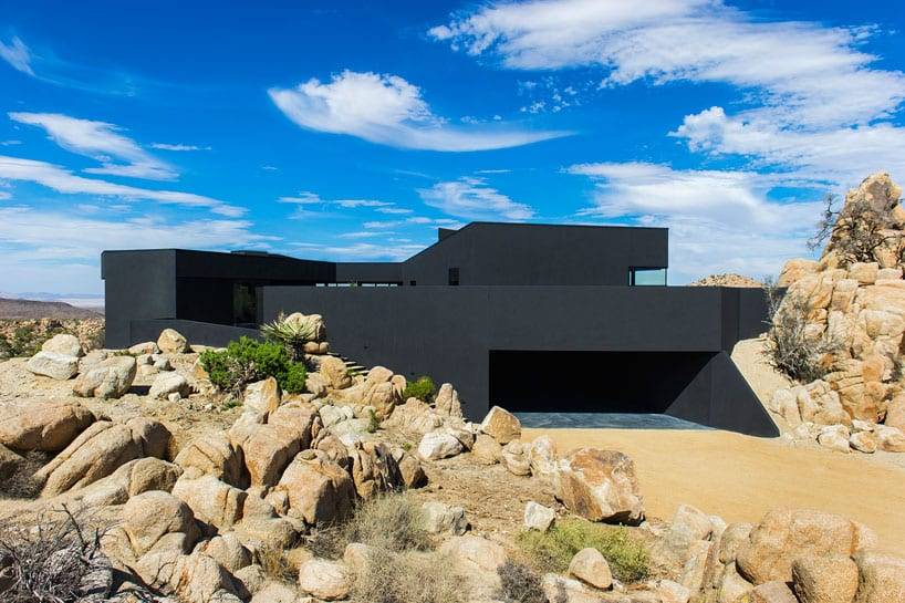 Black Desert House Facade 2