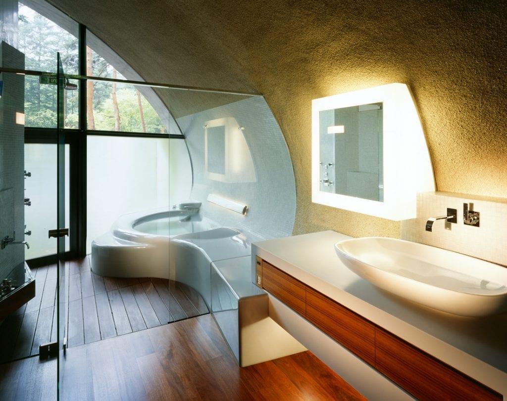 Shell House Bathroom