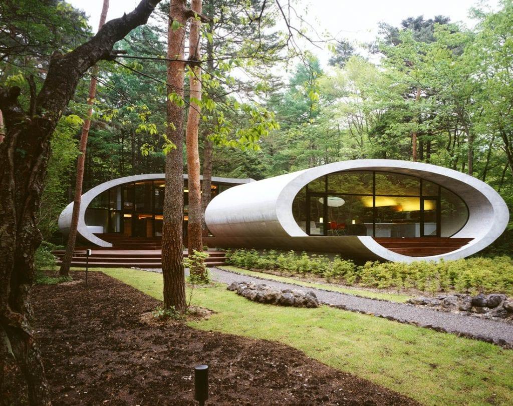 Shell House Facade