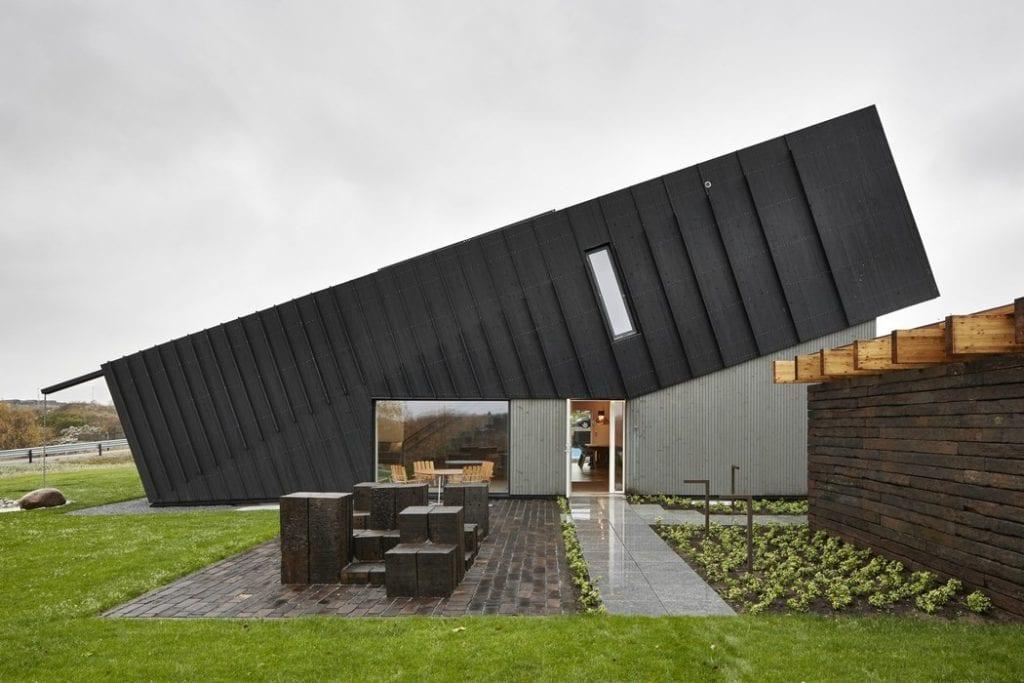 The Plus House Facade