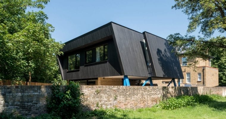 Pitched Black House